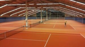 Tennishalle Oberstaufen