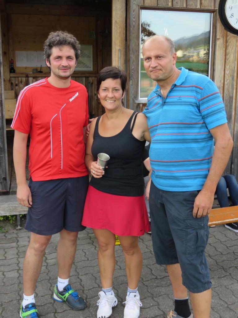 Vereinsmeisterin 2014 - Marlies Bereuter